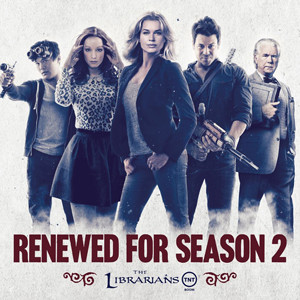 The Librarians - Renewed for Season 2